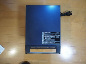 TWINBIRD スリムオーブントースター TS-D037PB パールブラック TS-D037PB